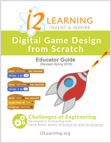 Scratch Game Design Curriculum and Professional Development